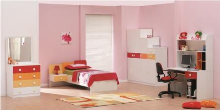 Фото - Детские комнаты Нергиз - Embawood.com.ua