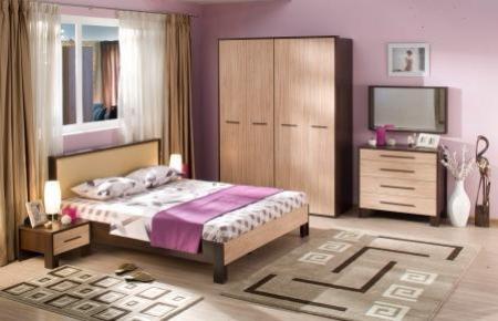 Фото - Спальни Дрезден - Embawood.com.ua